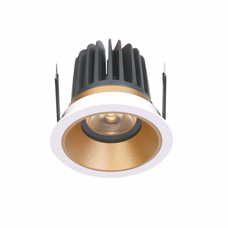 Įleidžiamas reguliuojamas LED šviestuvas TIFFANY R1358 15W, 3000K, 36°  - 1