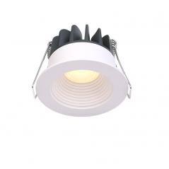 Įmontuojamas LED šviestuvas GABRIEL R1362 Juodas, 6W, 3000K, 36°, IP44  - 3