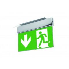 Evakuacinis šviestuvas SALED1, 1val.  - 2