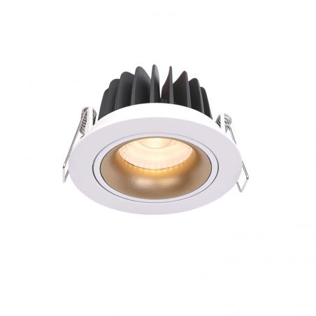 Įmontuojamas reguliuojamas LED šviestuvas GABRIEL R1365 10W,3000K, 60°  - 1