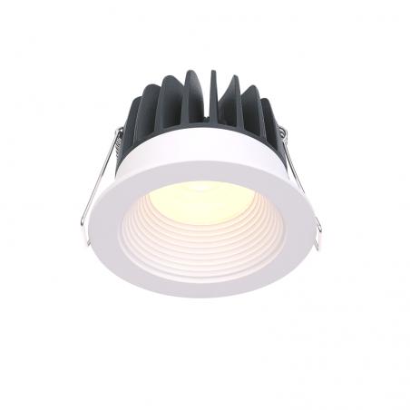 Įmontuojamas LED šviestuvas GABRIEL R1363, 10W, 3000K, 60° IP44  - 1