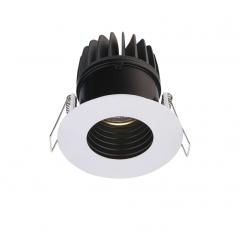 Įmontuojamas LED šviestuvas ANGELO R1004, 10W, 3000K, 40°  - 1