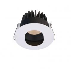 Įmontuojamas reguliuojamas LED šviestuvas ANGELO R1030, 10W, 3000K, 24°  - 1