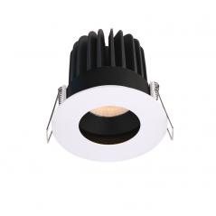 Įmontuojamas reguliuojamas LED šviestuvas ANGELO R1234, 15W, 3000K, 24°  - 1