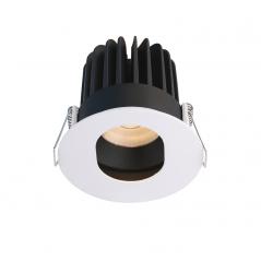 Įmontuojamas reguliuojamas LED šviestuvas ANGELO R1235, 15W, 3000K, 24°  - 1