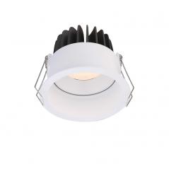 Įmontuojamas reguliuojamas LED šviestuvas ANGELO R1031, 10W, 3000K, 60°  - 1