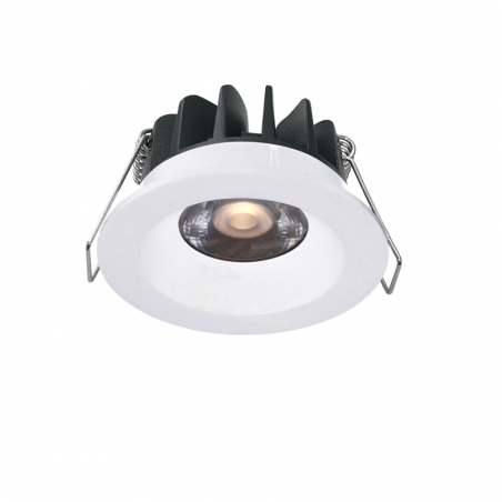 Įmontuojamas LED šviestuvas NOBLE R1346, 5W, 3000K, 50°, IP44  - 1
