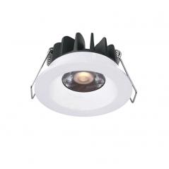 Įmontuojamas LED šviestuvas NOBLE R1347, 7W, 3000K, 50°, IP44  - 1