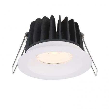 Įmontuojamas LED šviestuvas NOBLE R1003, 10W, 3000K, 60°, IP44  - 1