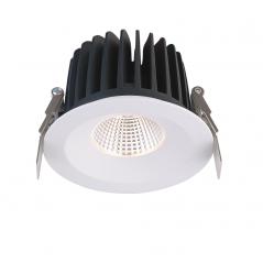 Įmontuojamas LED šviestuvas NOBLE R1013, 15W/18W, 3000K, 50°, IP44  - 1