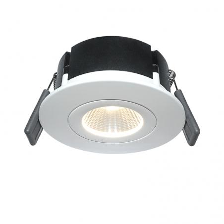 Įmontuojamas reguliuojamas LED šviestuvas LILITH R1351, 8W, 3000K, 4000K, 60°, IP44  - 1