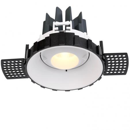 Užglaistomas reguliuojamas LED šviestuvas RAFAEL R1271 15W, 3000K, 50°  - 1