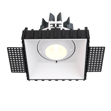 Užglaistomas reguliuojamas LED šviestuvas RAFAEL R1275 15W, 3000K, 50°  - 1