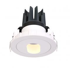 Įleidžiamas reguliuojamas LED šviestuvas RAFAEL R1277 15W, 3000K, 30°  - 1