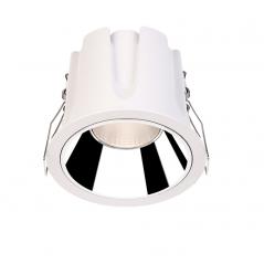 Įleidžiamas LED šviestuvas ROSE R1336 10W, 3000K, 45°  - 1