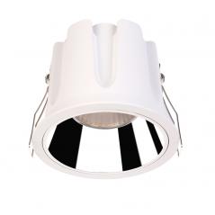 Įleidžiamas LED šviestuvas ROSE R1350 18W, 3000K, 45°  - 1