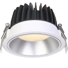 Įleidžiamas LED šviestuvas VIGOROUS R3028 15W, 3000K, IP44  - 1