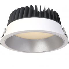 Įleidžiamas LED šviestuvas VIGOROUS R3030 35W/45W, 3000K, IP44  - 1
