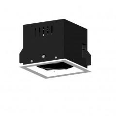 Įleidžiamas reguliuojamas LED šviestuvas GLOBAL R1064 15W/18W, 50°, 3000K  - 1