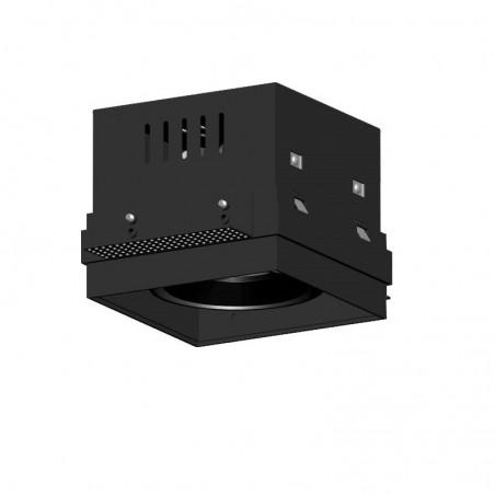 Užglaistomas reguliuojamas LED šviestuvas GLOBAL R1070 15W/18W, 50°, 3000K  - 1