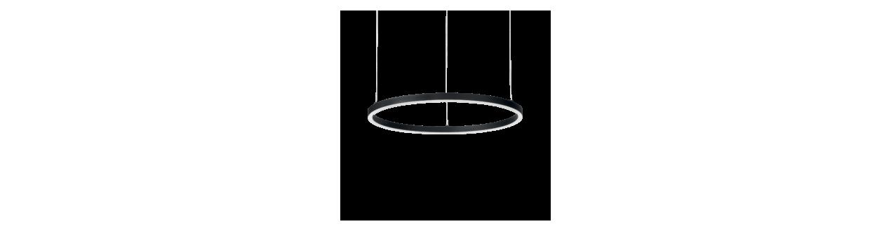 Žiedo formos šviestuvai